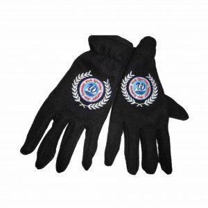 Handchoenen met borduring