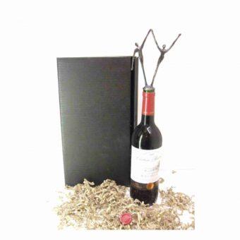 Samenwerking In Balans Wijnpakket Met Wijnstop