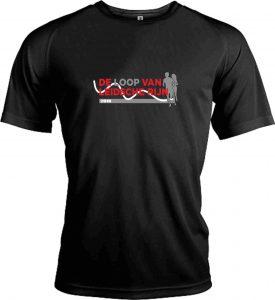 T-shirt bedrukken logo